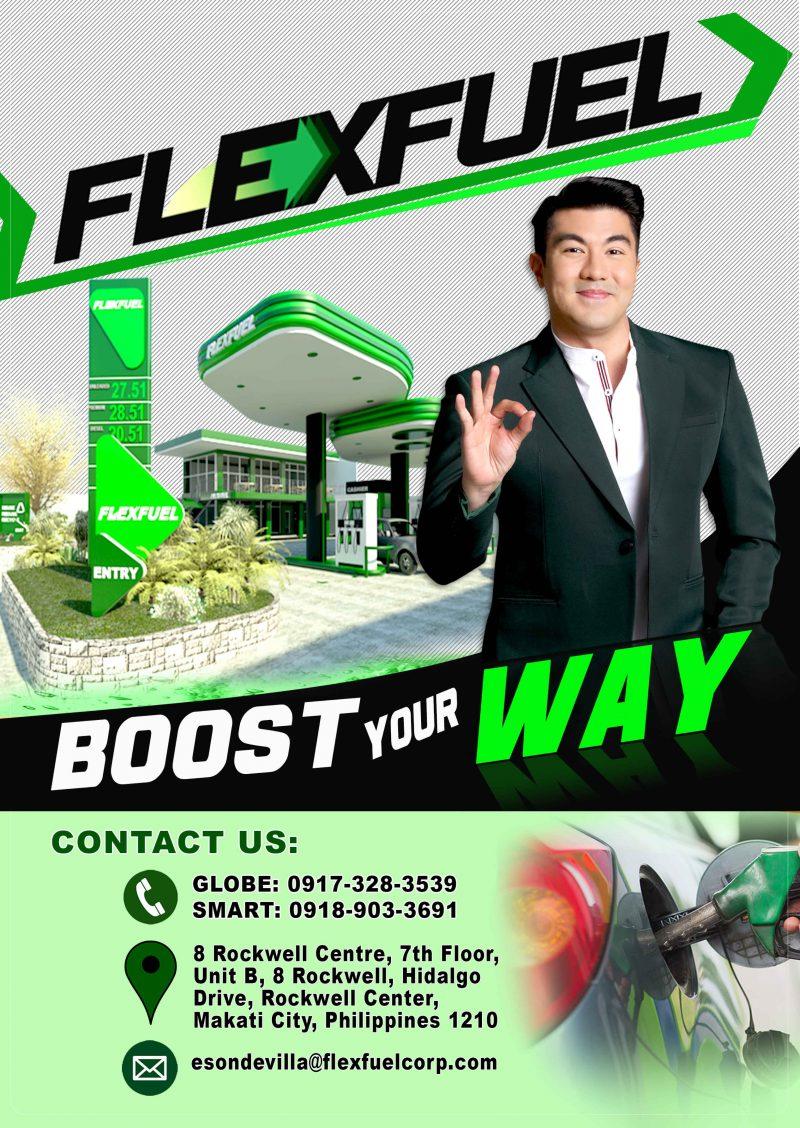 flexfuel - cover